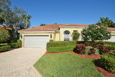 Boca Raton Townhouse For Sale: 5706 NW 24th Terrace
