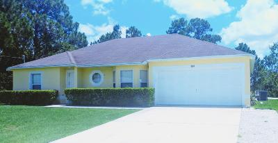 Port Saint Lucie, Saint Lucie West Single Family Home For Sale: 5816 NW Erin Avenue