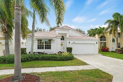 Lake Worth Single Family Home For Sale: 6731 Ashburn Road