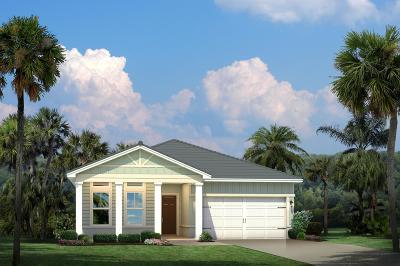 Stuart FL Single Family Home For Sale: $435,000