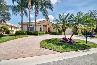 Boynton Beach Single Family Home For Sale: 9082 Taverna Way