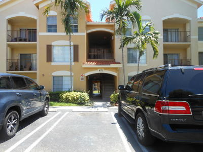 West Palm Beach FL Condo For Sale: $160,000
