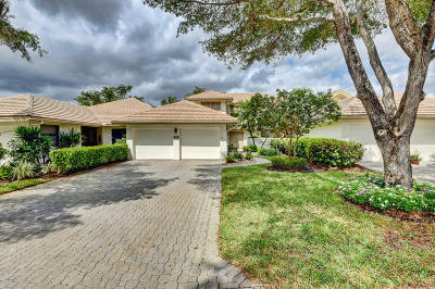 Boca Raton Townhouse For Sale: 20109 Waters Edge Drive #302