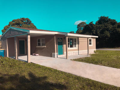 Single Family Home For Sale: 911 22nd Street
