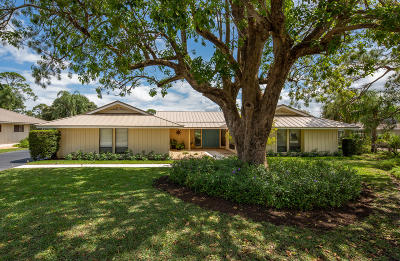 Stuart Single Family Home For Sale: 5640 SE Winged Foot Drive