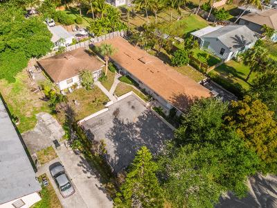 Delray Beach Multi Family Home For Sale: 2503 Oceanview Avenue