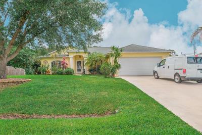 Single Family Home For Sale: 2161 SW Venus Street