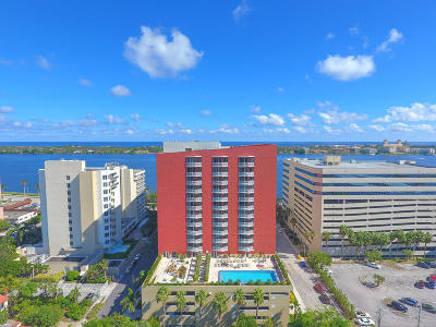 West Palm Beach Condo For Sale: 1551 Flagler Drive #705
