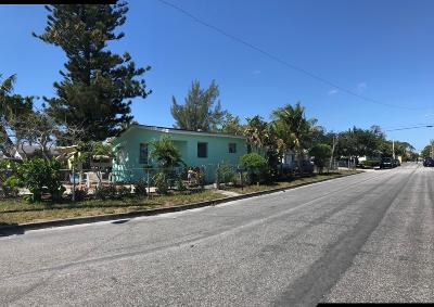Lake Worth Single Family Home For Sale: 101 S F St