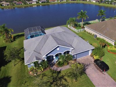 Vero Beach Single Family Home For Sale: 995 Southlakes Way SW