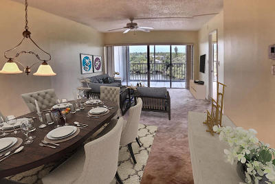 Deerfield Beach Condo For Sale: 1319 E Hillsboro Boulevard #615