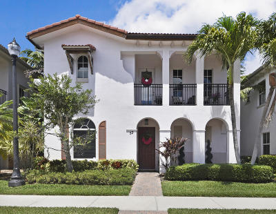 Palm Beach Gardens Single Family Home For Sale: 53 Stoney Drive