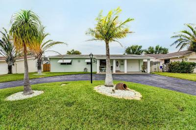Deerfield Beach Single Family Home For Sale: 35 SE 8th Terrace