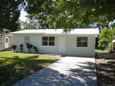 Single Family Home For Sale: 1813 Edgevale Road