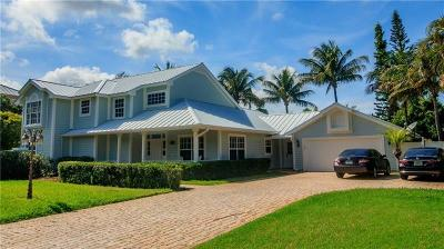 Hobe Sound Single Family Home For Sale: 8477 SE Woodcrest Place