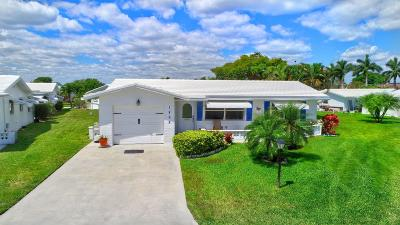 Palm Beach County Single Family Home For Sale: 1802 SW 17th Street