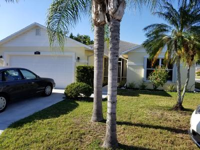 Single Family Home For Sale: 14200 Dulce Real