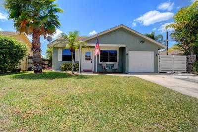 Boca Raton Single Family Home For Sale: 10543 Boca Entrada Boulevard