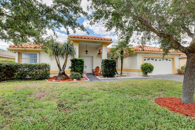Coconut Creek Single Family Home For Sale: 4240 NW 53rd Court