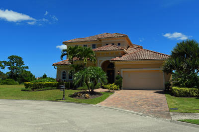 Port Saint Lucie Single Family Home For Sale: 127 SE San Priverno