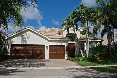 Boca Raton Single Family Home For Sale: 19489 Estuary Drive