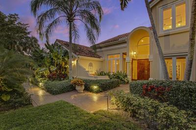 Deerfield Beach Single Family Home For Sale: 457 Woodlake Lane