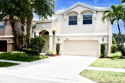 Lake Worth Single Family Home For Sale: 7621 Downwinds Lane