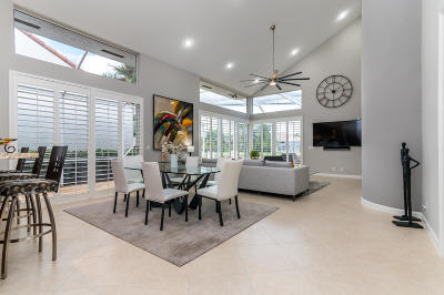 Boca Raton Single Family Home For Sale: 17204 Newport Club Drive