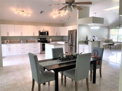 Wellington Single Family Home For Sale: 12681 Coral Breeze Drive