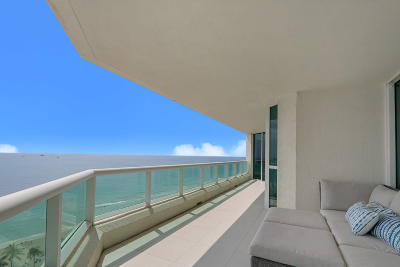 Fort Lauderdale Condo For Sale: 101 S Fort Lauderdale Beach Boulevard #1805