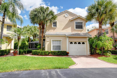 Boca Raton Single Family Home For Sale: 7399 Panache Way