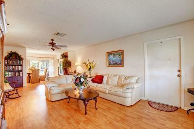 Boynton Beach Single Family Home Contingent: 4936 Dovewood Road #A