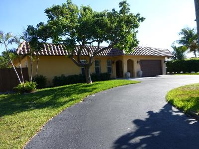 Boca Raton FL Rental For Rent: $3,950