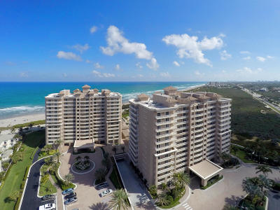 Juno Beach Rental Contingent: 700 Ocean Royale Way #401