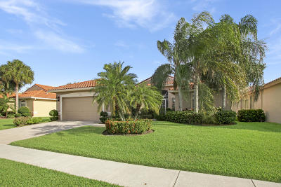 Boynton Beach Single Family Home For Sale: 6580 Maggiore Drive