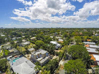 West Palm Beach Single Family Home For Sale: 406 35th Street