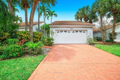 Boca Raton Single Family Home For Sale: 3839 Candlewood Court