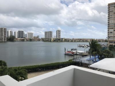 Miami-Dade County Condo For Sale: 2780 NE 183rd Street #314