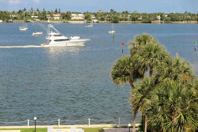 West Palm Beach Condo For Sale: 2800 Flagler Drive #501