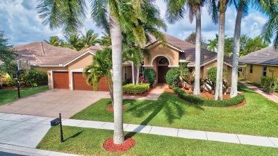 Boca Raton FL Single Family Home For Sale: $674,900