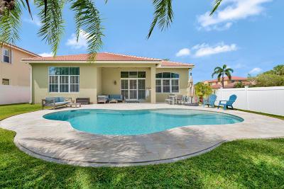 Lake Worth Single Family Home For Sale: 6614 Greg Way