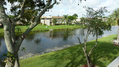 Delray Beach Condo For Sale: 25 Brittany A #25