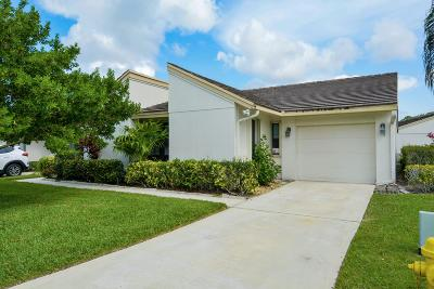 Martin County Single Family Home For Sale: 4140 SW Egret Pond Terrace