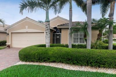 Boynton Beach Single Family Home For Sale: 12190 Roma Road