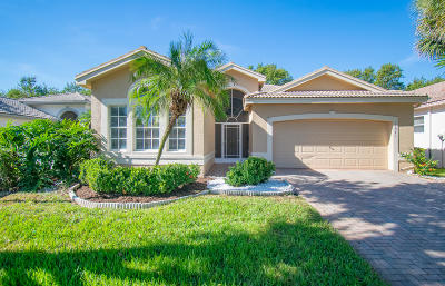 Boynton Beach Single Family Home For Sale: 11941 Mataro Avenue