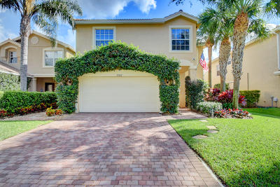Boynton Beach Single Family Home For Sale: 10262 White Water Lily Way