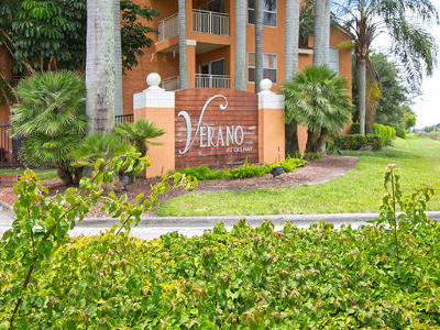 Delray Beach Condo For Sale: 1705 Palm Cove Boulevard #1-204
