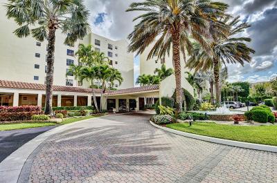 Boca Raton FL Condo For Sale: $599,000