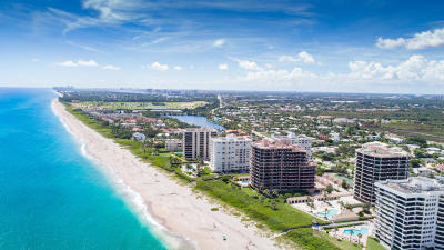 Juno Beach FL Condo For Sale: $1,999,000