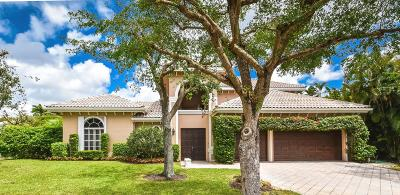 Boca Raton FL Single Family Home For Sale: $869,000